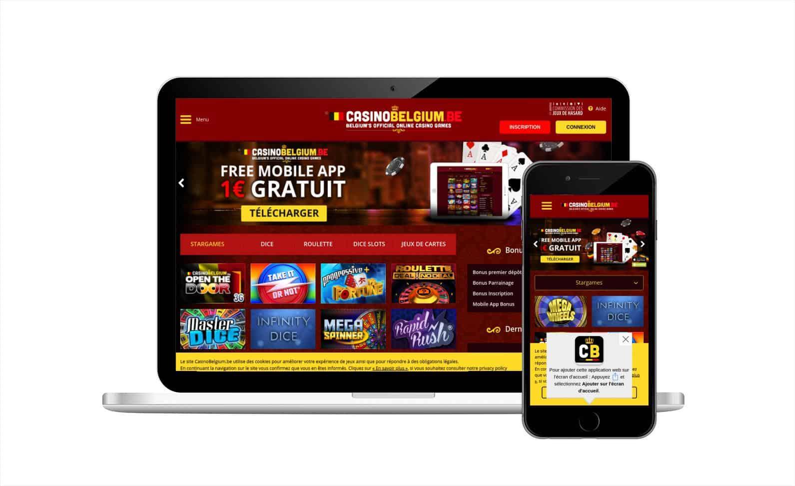 avis casino belgium