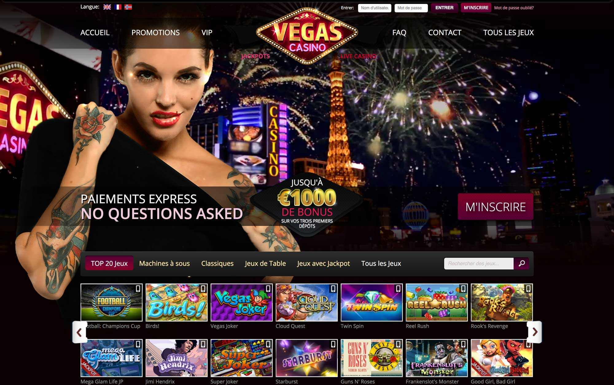 Vegas Plus casino