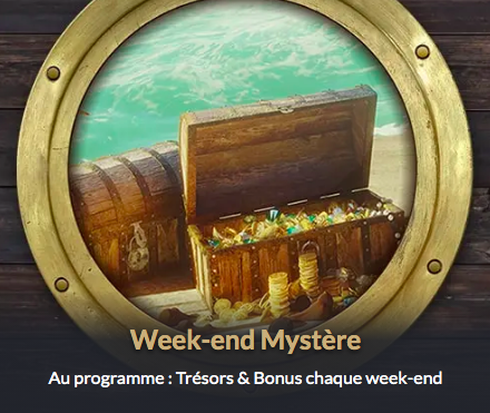 Bonus weekend tortuga
