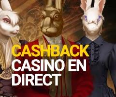 Royal Rabbit bonus cashback