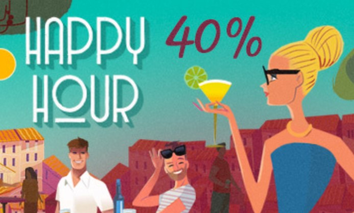 bonus happy hour azur